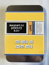 Magnetic Poetry Love Edition NEW - FREE USA SHIPPING