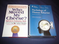 Teaching Co Great Courses CDs        PSYCHOLOGY of HUMAN BEHAVIOR    new + BONUS