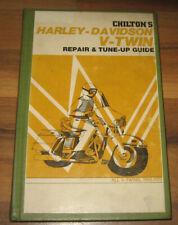1959-1972 HARLEY DAVIDSON V-Twins Service Manual_SPORTSTER ELECTRA SUPER GLIDE +
