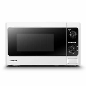 800W 20 L Microwave Oven with Function Defrost and 5 Power Levels,