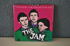 """The Jam Limited Edition 7"""" Record Vinyl Box Set Polydor Paul Weller Malice"""