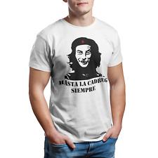 T-Shirt Unisex Aldo Giovanni e Giacomo Cadrega Maglia Maglietta Idea Regalo