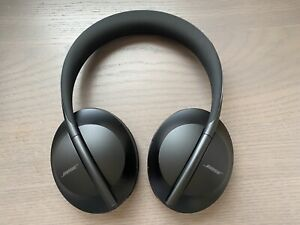 Bose Headphones Noise Cancelling NC700 Black. Open Box - Never Used!