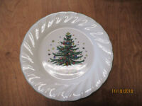 "Nikko Japan HAPPY HOLIDAYS Dinner Plate 10 3/4"" 1 ea    15 available"