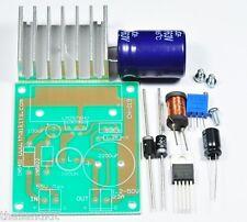 Step-Down  Switching Regulator Power Supply 3A 1.25 - 50VDC  UN-Assembled Kit