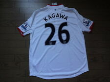 Manchester United #26 Shinji Kagawa 100% Original Jersey Shirt 2012/13 Away XL