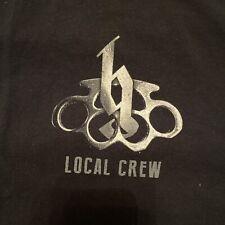 Brantley Gilbert Let It Ride 2014 Local Crew T Shirt