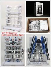 Super Nova MS Cage Base for Bandai 1/100 MG RE TV Gundam Unicorn Freedom White