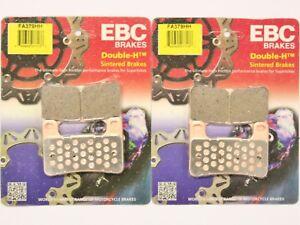 Details about  /EBC FA158HH Sintered Full Front Brake Pad Set Suzuki GSX-R 600 SRAD 97-00