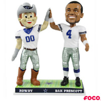 Nib Mascot Kid Coyote Dallas Desperados Bobblehead Arena Football Cowboys Jones Ebay
