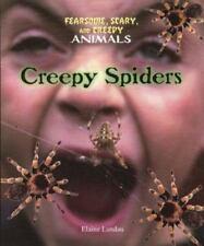Creepy Spiders by Landau, Elaine