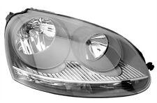 PHARE AVANT DROIT GRIS + MOTEUR VW GOLF 5 V 1K GOAL 10/2003-06/2009