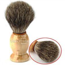 Men's Wood Handle Shaving Brush Badger Hair For Men Father Gift Barber Tool
