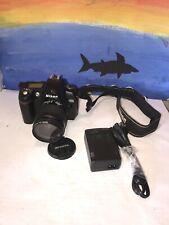 Nikon D70 6.1 M/P Digital SLR Camera with lens
