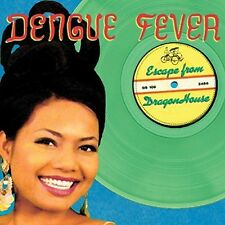 Dengue Fever - Escape From Dragon House [New CD] Deluxe Edition
