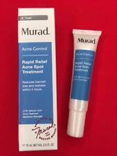 MURAD Rapid Relief Acne Spot Treatment .5oz Full Size Expires 4/22 - NEW in Box!