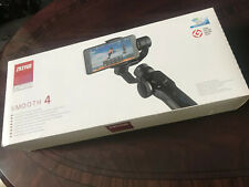 Zhiyun Smooth 4 3-Axis Gimbal Stabilizer for Smartphone. Used, In Mint Condition