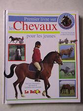 Les chevaux pour les jeunes Tout sur l'équitation /V19
