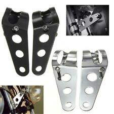 Holder Support Motor Accessory Styling Front Fork Organizer Headlight Bracket HS
