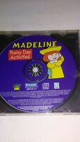 MADELINE RAINY DAY ACTIVITIES PC CD-ROM (PC, 1998)