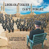 LEONARD COHEN - CAN'T FORGET: A SOUVENIR OF THE GRAND TOUR  CD NEU
