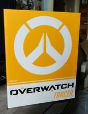 Official Overwatch Tracer Statue Blizzard Figure