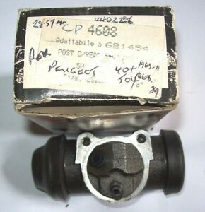 PEUGEOT 404 504 REAR WHEEL CYLINDER 440228, 621454,CP4608