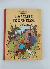 TINTIN L'AFFAIRE TOURNESOL  C 1958 18B26