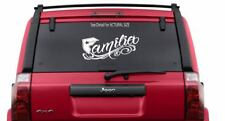 """FAMOUS STARS Familia 12"""" Decal Sticker Window Mexican Mexico Family"""