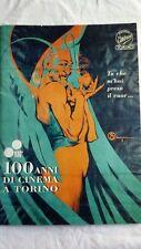 100 ANNI DI CINEMA A TORINO - ALBUM CARTOLINE COMPLETO - LEGGI