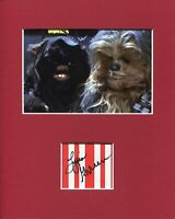 Lydia Green Star Wars Return of the Jedi Ewok Signed Autograph Photo Display