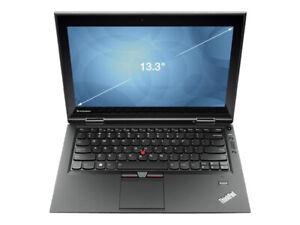 "Lenovo ThinkPad X1 i5 2520M 2.5GHz 4GB 320GB 13.3"" HD Win 10 pro"