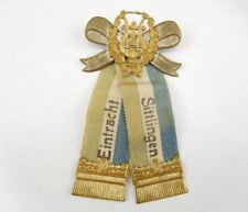 GERMAN WAR SERVICE ASSOCIATION MEDAL, EINTRACHT, SITTLINGEN #4934