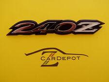 Datsun 240Z Rear Hatch Emblem 1970-1973 NEW OEM 559