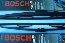 BOSCH WIPER BLADES (pair) SPOILER TOYOTA MR2 mk2 T-BAR