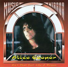 ALICE COOPER : AIN'T THAT JUST LIKE A WOMAN / CD - TOP-ZUSTAND
