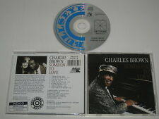 CHARLES BROWN/SOMEONE TO LOVE(NETCD 9514) CD ÁLBUM