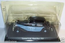 UNIVERSAL HOBBIES ATLAS CITROEN TRACTION 11 AL PARIS NICE 1935 IN BOX
