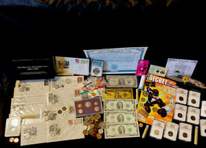 junk drawer Silver coin lot