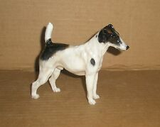 Royal Doulton dog 1070 Smooth Fox Terrier figurine