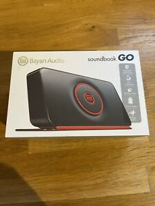 Bayan Audio Sounbook Go Portable Blietooth Speaker