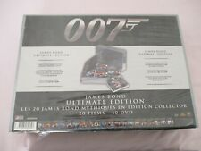 COFFRET DVD / JAMES BOND 007 / EDITION COLLECTOR / ULTIMATE EDITION / 40 DVD