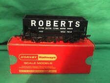 HORNBY RAILWAYS  R.103  ROBERTS 20T HOPPER WAGON,WAKEFIELD  EXCELLENT BOXED