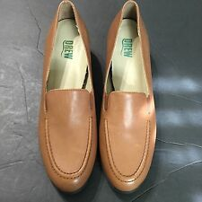 Women's Drew Foot Saver Camel Brown Orthopedic Shoes Size 9M