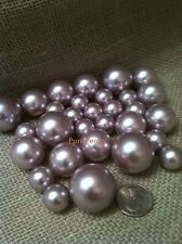 5ea Silver Jumbo Pearls 30MM Vase Fillers for floating/centerpieces