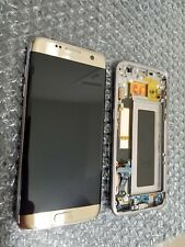 Excellent Samsung Galaxy S7 Edge G935A G935V LCD Digitizer Frame Gold Platinum