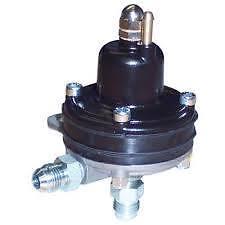 FSE Ajustable combustible regulador de presión RACE usan -6 JIC rpr002