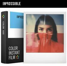 Impossible Project Color Instant Film for Polaroid 600 Sun 660 OneStep i-Type