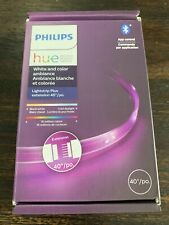 Philips Hue Lightstrip Plus Extension 40�/po. White Open Box! New!