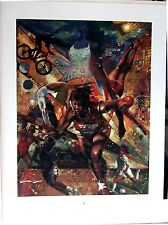 GRACE AND POWER - Charly Palmer - S/N Limited Edition Lithograph - 1996 Olympics
